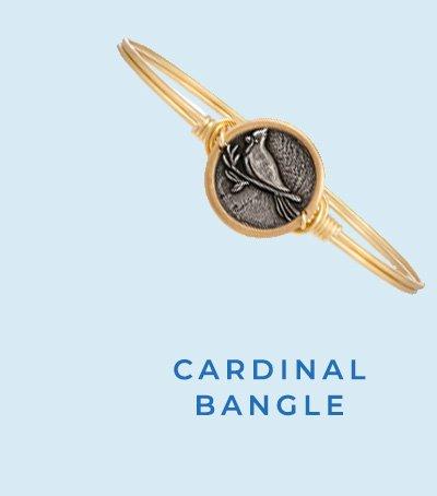 CARDINAL BANGLE