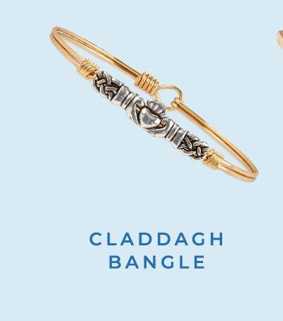 CLADDAGH BANGLE