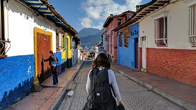 Bogotá y San Andrés