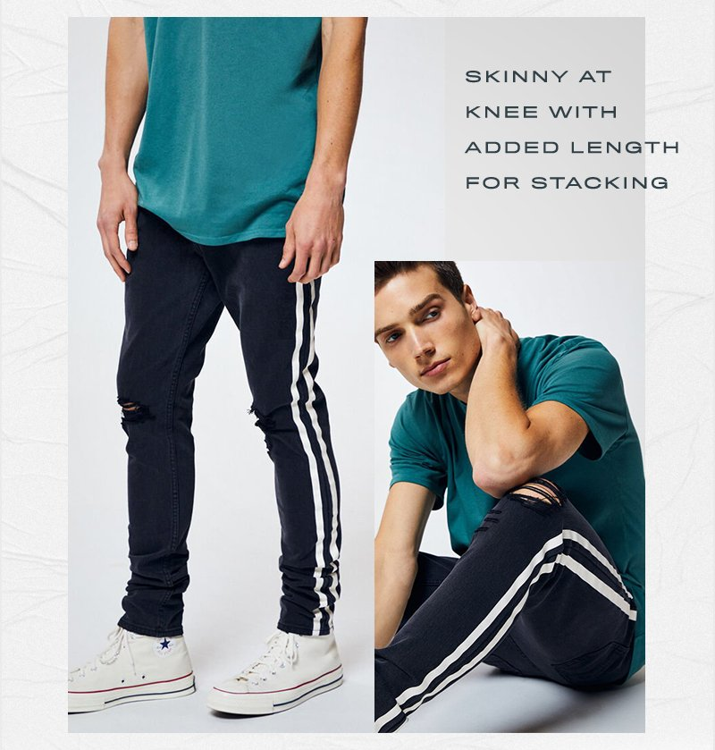 The Original Stacked Skinny - Buy One Get One 50% Off - Shop New Denim