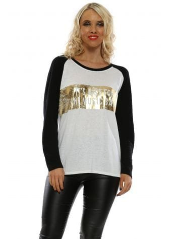 Liberty White Music Baby Foil Top