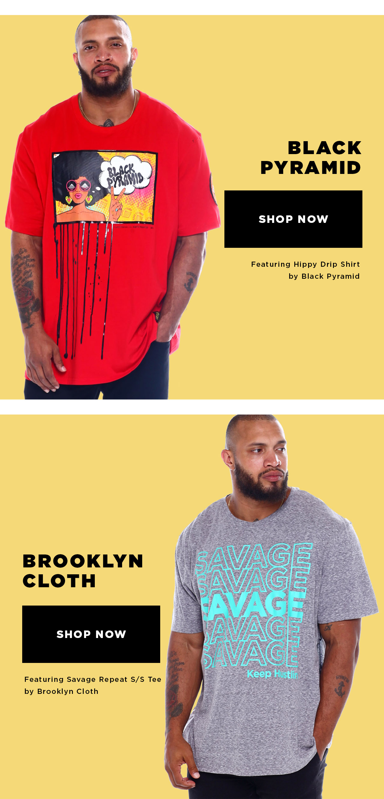 Shop Mens Buyers Picks from $9.99 at DrJays.com