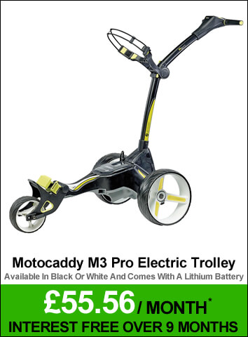Motocaddy M3 Pro Trolley