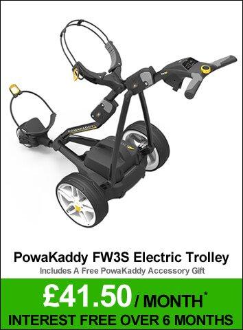 PowaKaddy FW3S Trolley