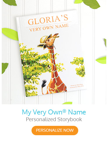My Very Own Name Personalized Storybook