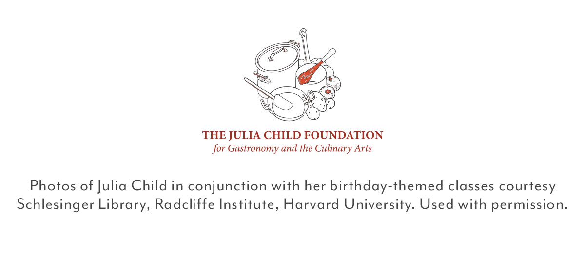 The Julia Child Foundation