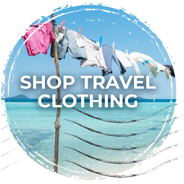 Shop Travel Clothing