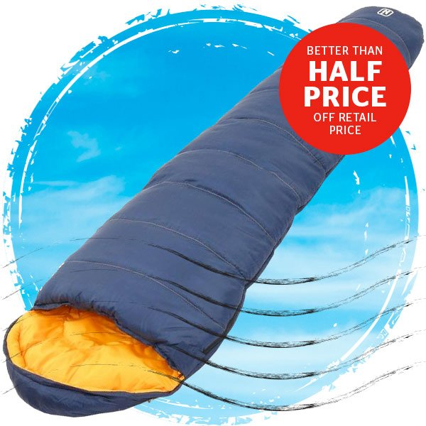 Hi Gear Spirit 300 Sleeping Bag