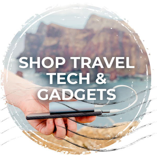 Shop Travel Tech and Gadgets
