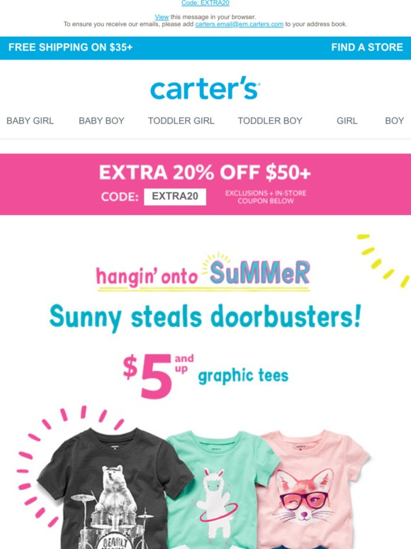 Carter S Hi You Re Going To Need This Code Milled
