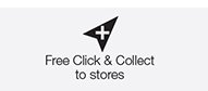 Free Click and Collect to stores