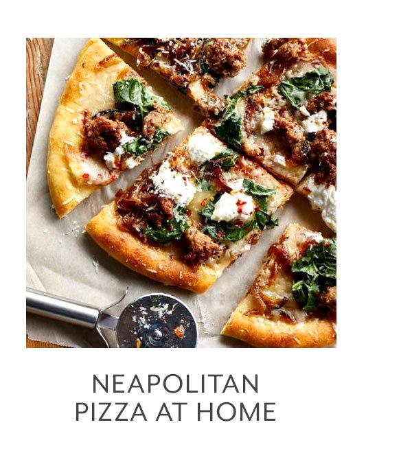 Class: Neapolitan Pizza at Home