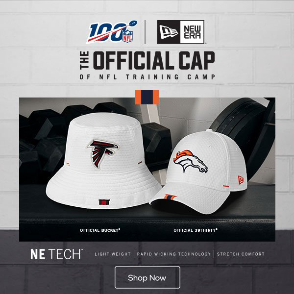 9ad266d3 Fanatics: The Official Cap of NFL Training Camp | Milled