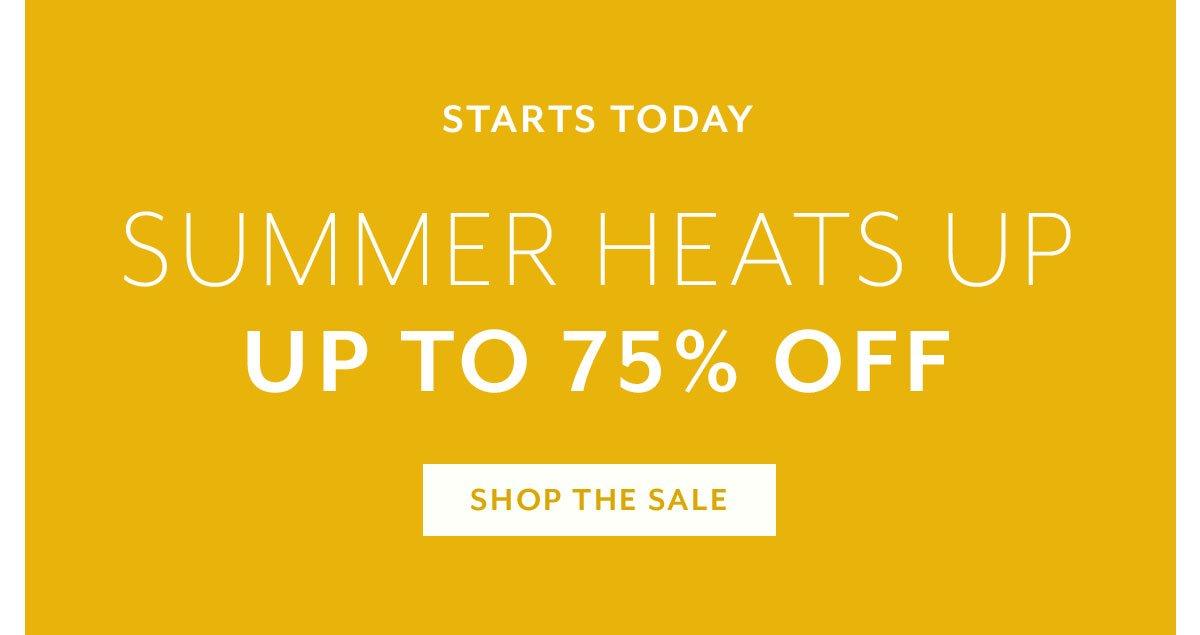Summer Heats Up