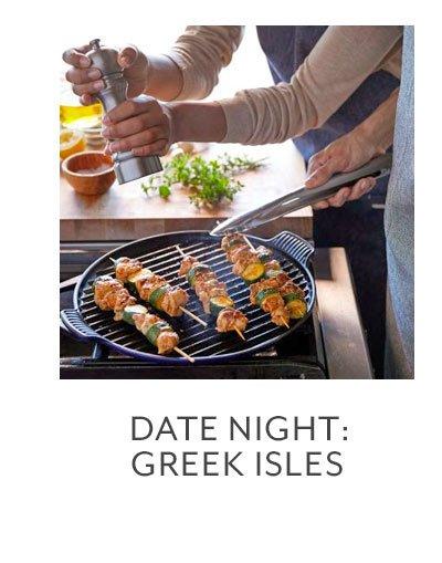 Class: Date Night • Greek Isles