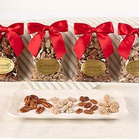 The Cobblestone Collection Pecan Gift Bags