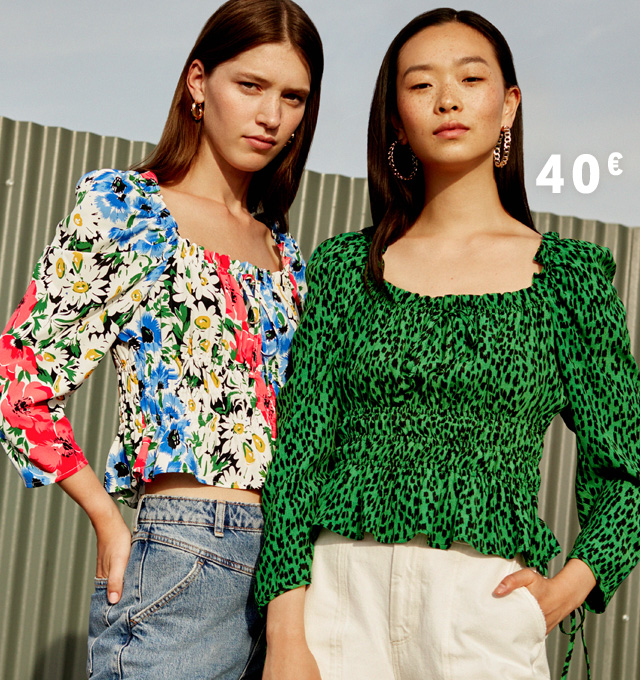 Topshop Loves: The Vancouver Blouse 40€