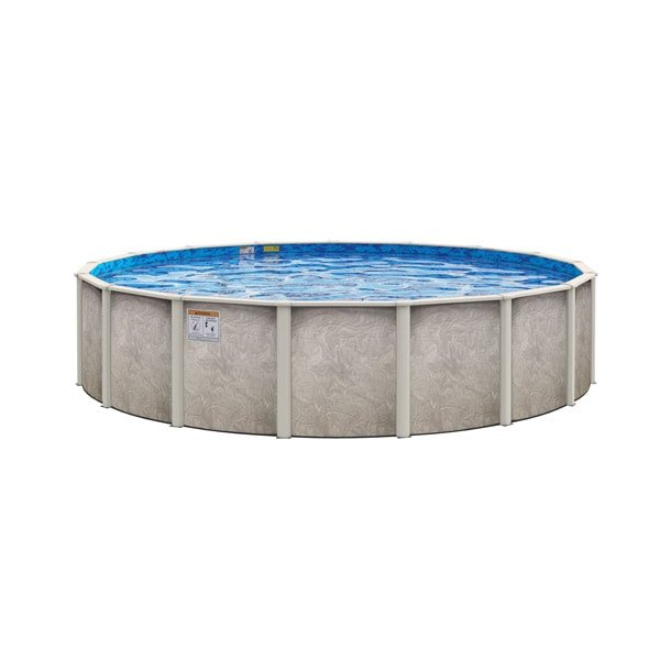 Lomart Round Above Ground Swimming Pool