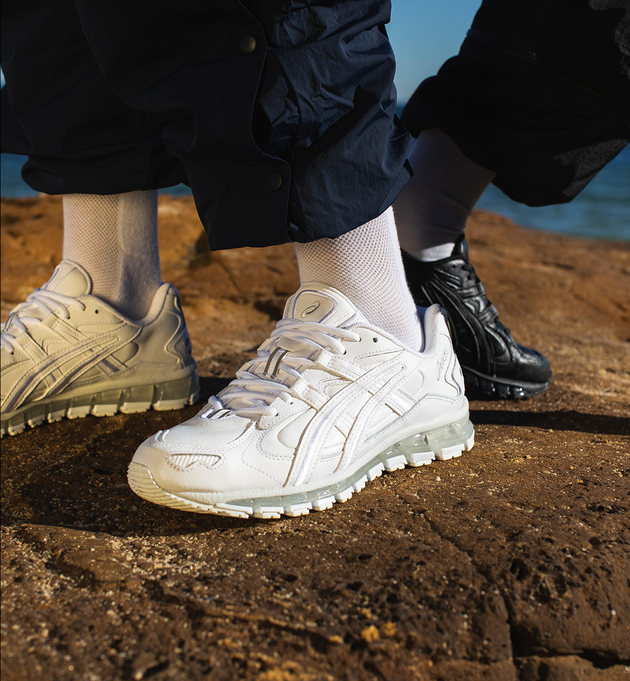 vår högt Fånge  Hype DC: Era to Era | ASICS GEL-Kayano 5™ 360 | Milled