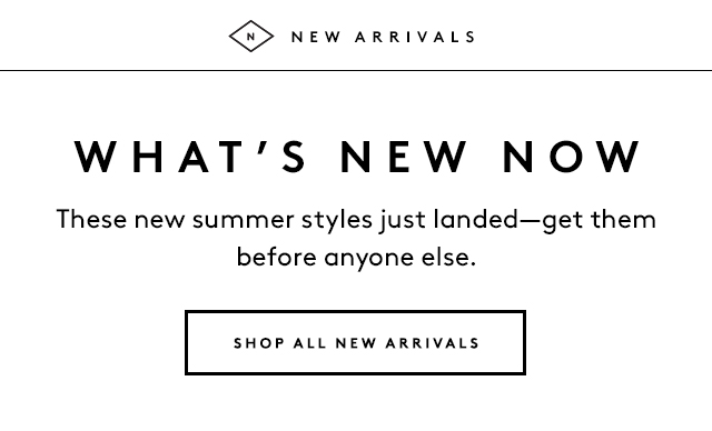 Be the first to shop them now.