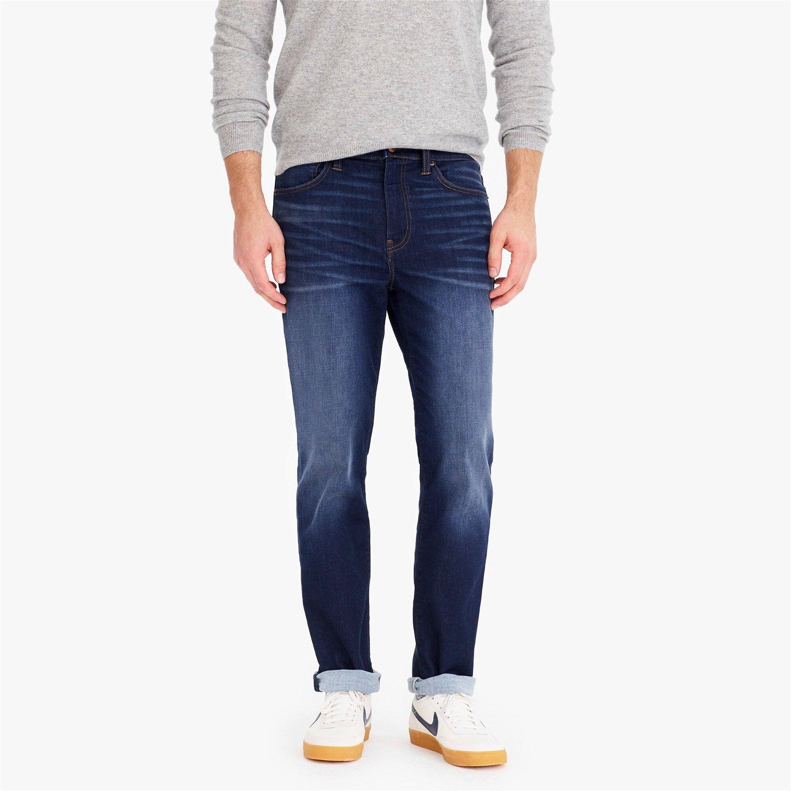 Destination 770 Straight-fit traveler jean in stretch THERMOLITE®