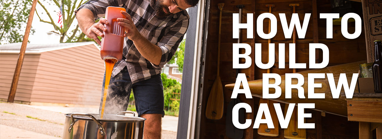 How to Build a Brew Cave