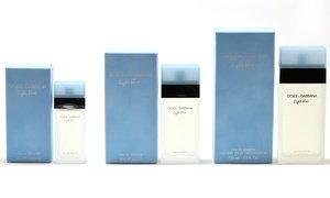 Dolce & Gabbana Light Blue Women's EDT (multiple sizes)