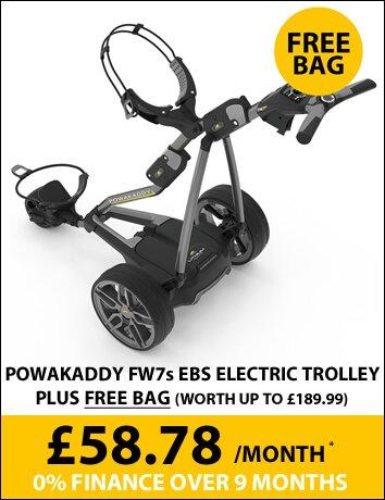 PowaKaddy FW7s EBS - Shop Now