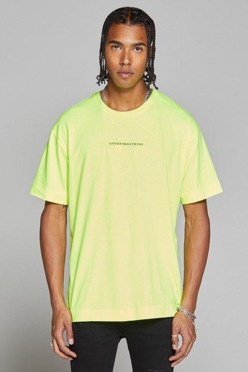 Oversized Surge Neon T-shirt
