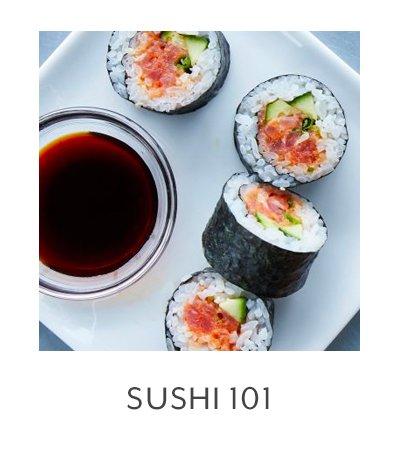 Class: Sushi 101