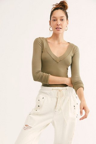 Lily Layering Top