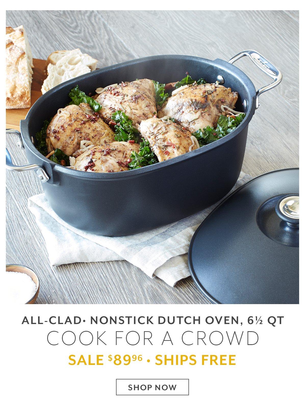 Non-stick Dutch Oven