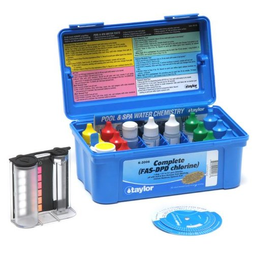 Taylor Technologies Complete Test Kit