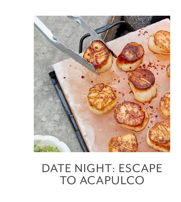 Date Night: Escape to Acapulco