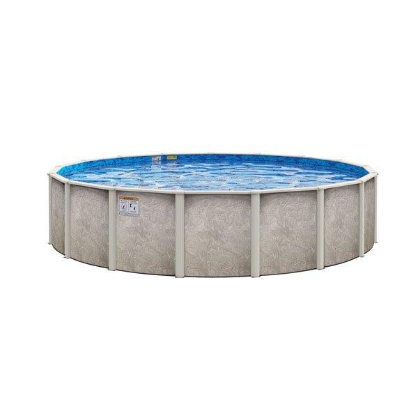 Lomart Round Above Ground Swimming Pool