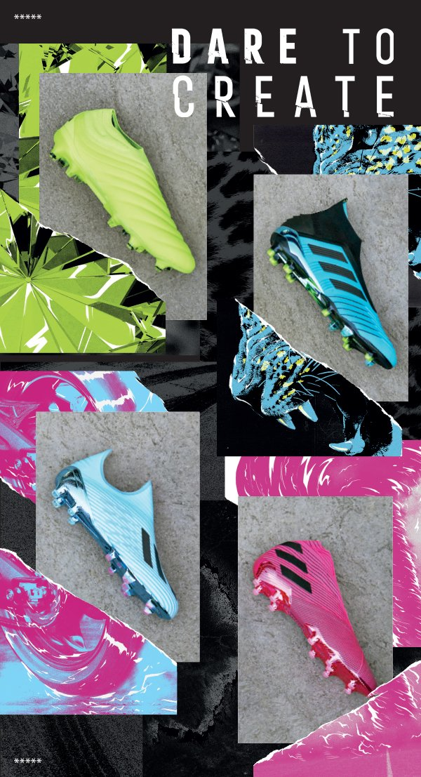 Suministro fondo melón  Lovell Soccer: Introducing The adidas Hard Wired Pack   Milled
