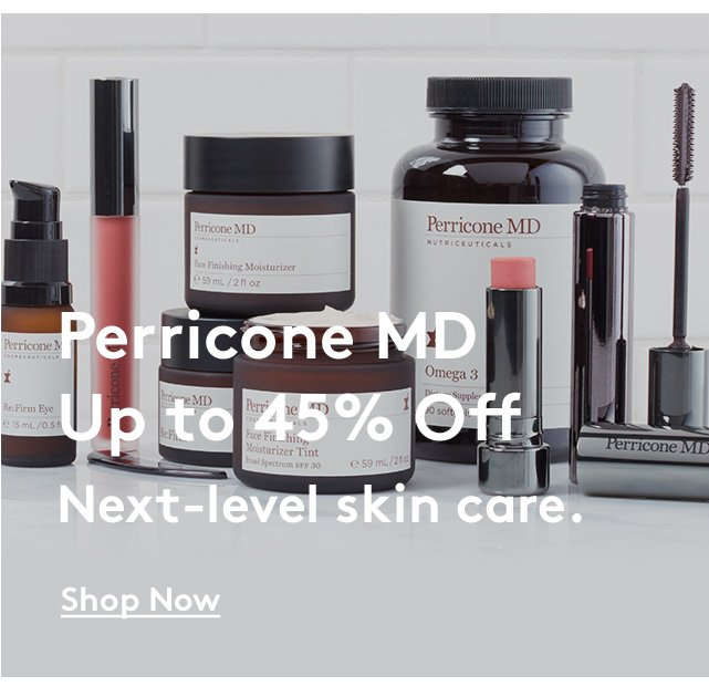 Perricone MD | Up to 45% Off | Next-level skin care. | Shop Now