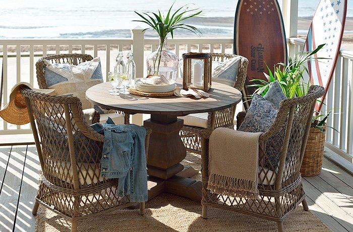 Newport SE: Klassiska utemöbler från Artwood | Milled