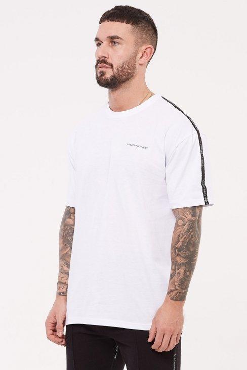 Future Oversized White T-shirt