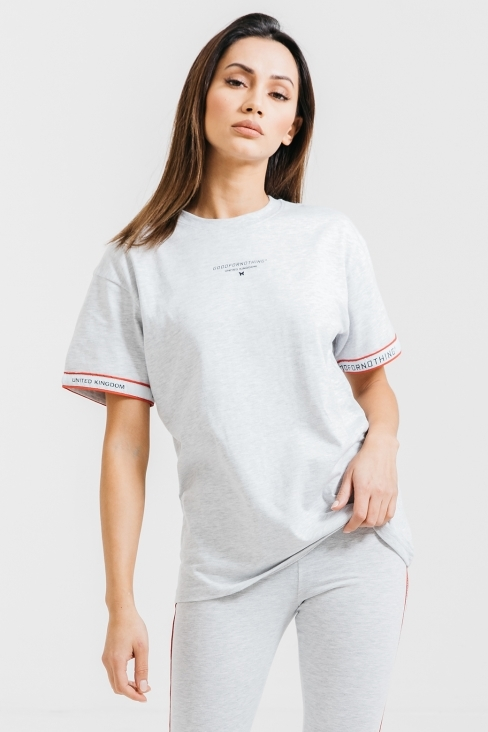 Glacier Contrast T-Shirt