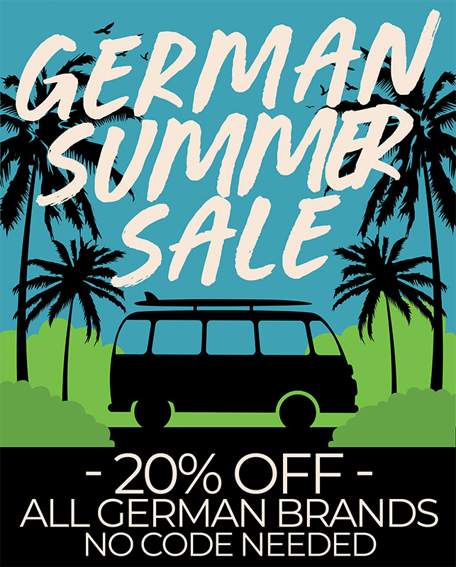 Grasscity com: 🇩🇪 All Handmade German Brands 20% Off