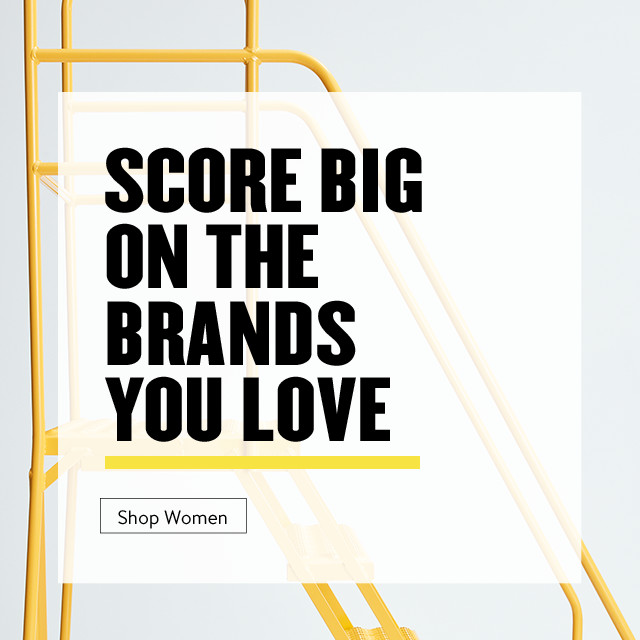 Score big on the brands you love at Anniversary Sale.