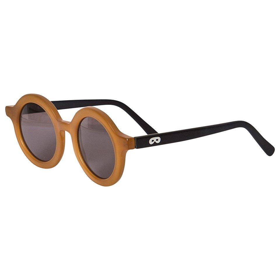 Beau Loves Ochre Matte Sunglasses