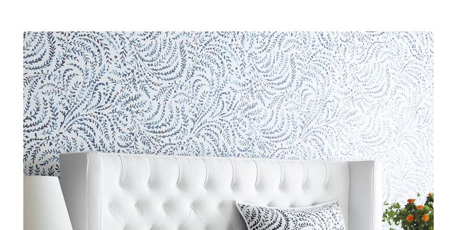 Serena And Lily New Wallpaper Inspiration Milled