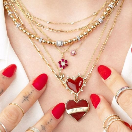 The 6 Jewelry Brands All Fashion Girls Will Be Wearing Come Fall