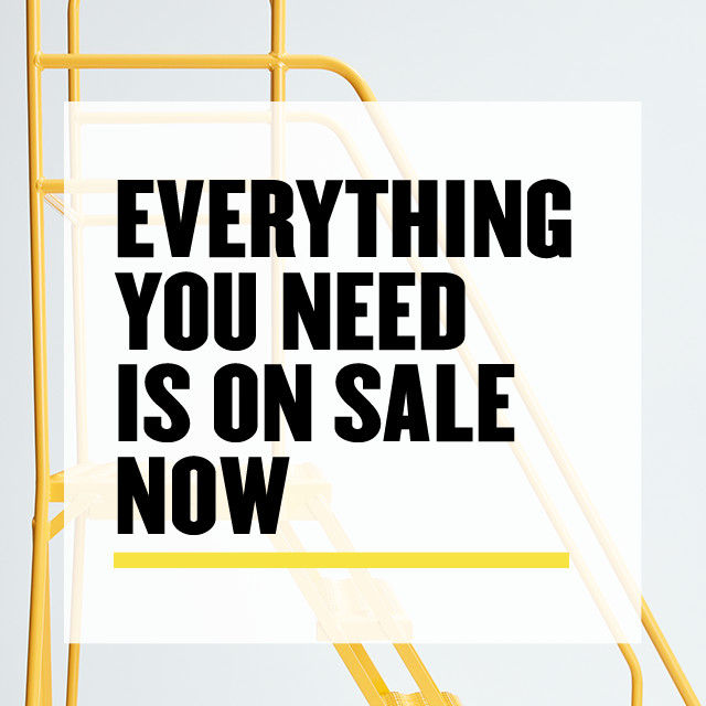 Everything you need is on sale now at Anniversary Sale.