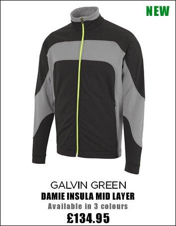 Galvin Green Damie