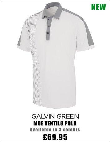Galvin Green Moe