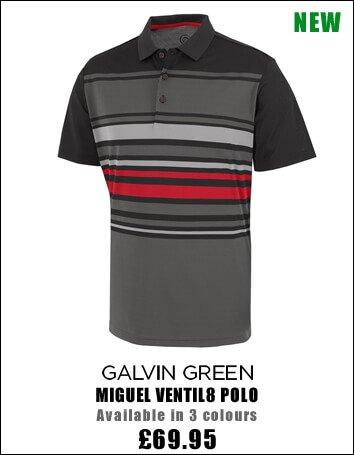 Galvin Green Miguel