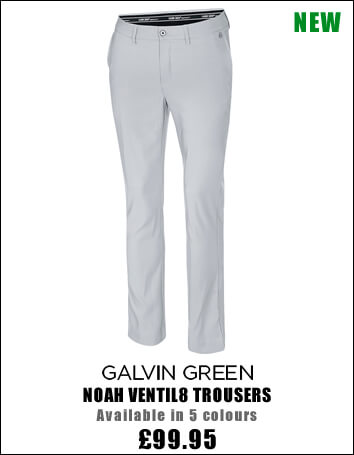 Galvin Green Noah
